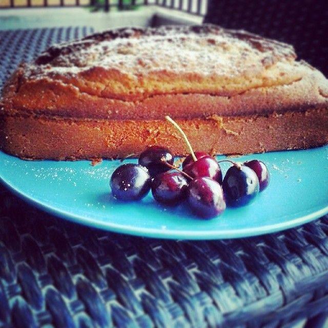 Homemade plumcake