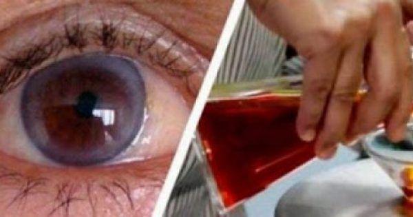 Πετάξτε τα γυαλιά σας! Με αυτήν τη θαυματουργή συνταγή θα βελτιωθεί η όρασή σας κατά 97�
