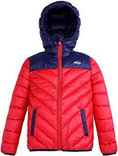 b6c3516d0e09b Wantdo Boys Girls Lightweight Packable Hooded Down Coat Windproof Winter  Jacket  girl  coat  jacket  fashion  moda  beauty  elegant