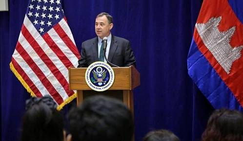 US ambassador to Cambodia Says Hun Sen Administration Does Not Want Positive Ties with US