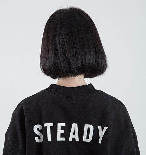 Best Korean Short Hair Bob Ideas On Pinterest Korean Bob - Bob hairstyle origin