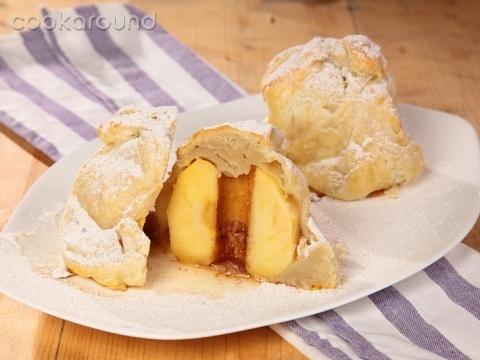 Fagottini di mele: Ricette Dolci | Cookaround