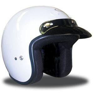 THH T-380 Helmet - X-Small/White : Amazon.com : Automotive