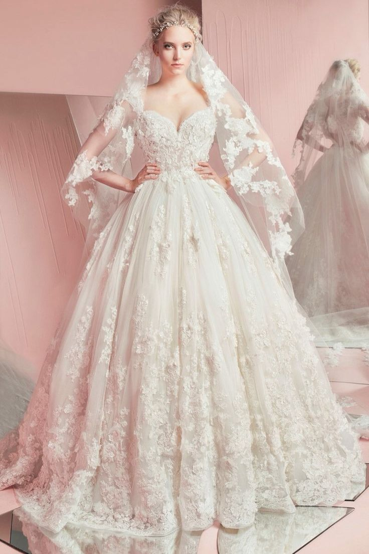 14 best Bridal Collections images on Pinterest   Wedding frocks ...
