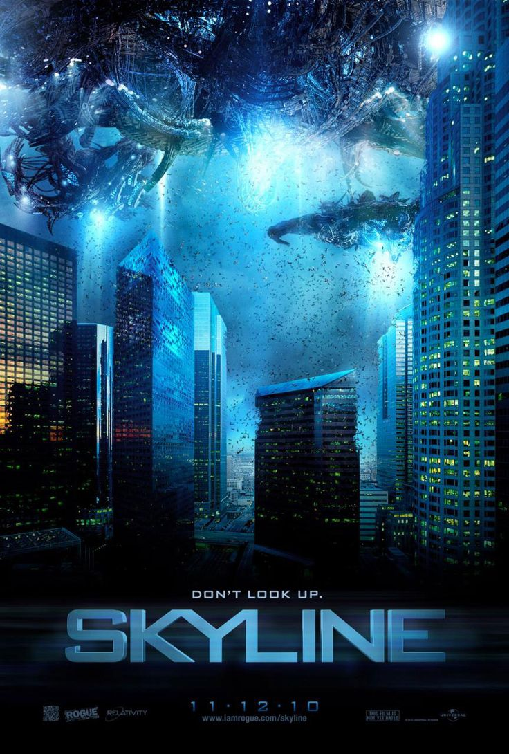 Skyline 2010 The Alien Design Of This Film Is Totally Bizarre