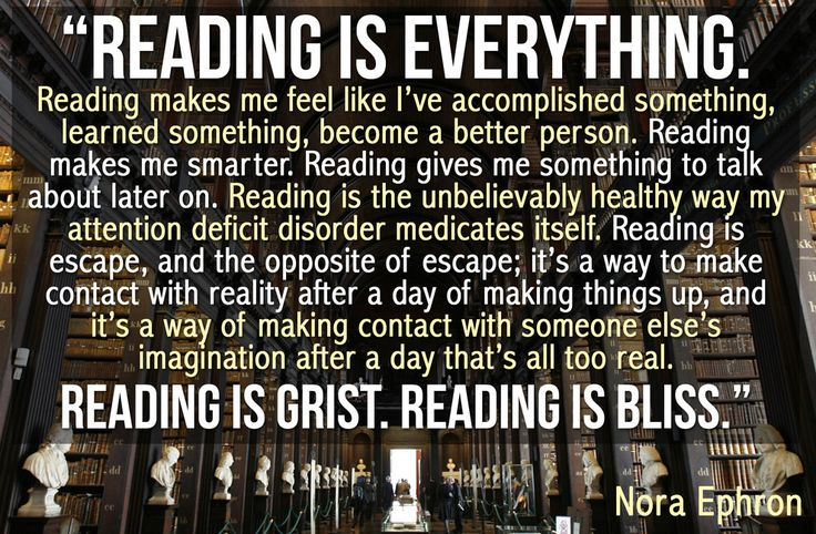 17 Writers On The Importance Of Reading
