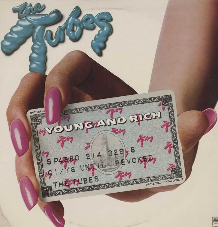 The Tubes - Young And Rich