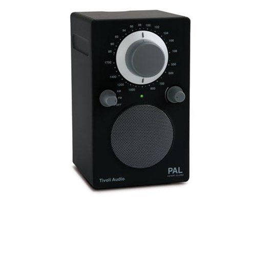 Tivoli Audio PAL, Black radio - Expert.fi