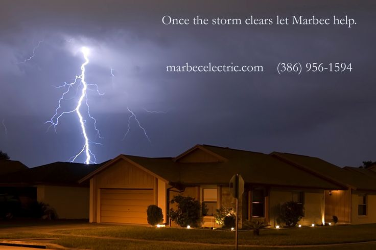 Thunderstorms pose a safety hazard in several ways. Lightning is the most dangerous part of a thunderstorm, and it kills more people than hurricanes and tornadoes combined.  Lake Helen, FL (386) 956-1594 http://marbecelectric.com
