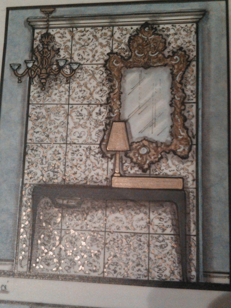 details of aspect bathroom s design !!!!!