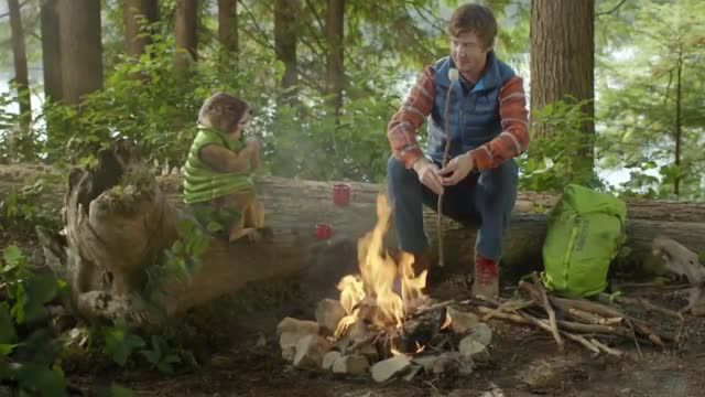 Watch Marmot's uncut, extended big game spot. A marmot shares outdoor adventures with a new friend. Featuring music by Flight of the Conchords