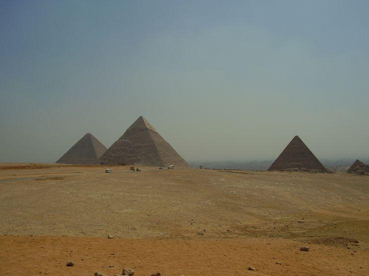 Pirámides de Keops, Kefren y Micerinos