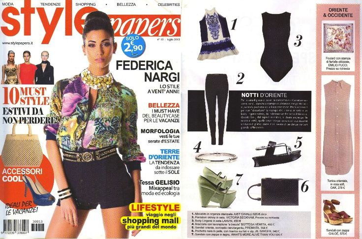 STYLE PAPERS (July 2013)_Style Papers presents Guardando il muro, item of Spring Summer 2013 collection, What's More Alive Than You