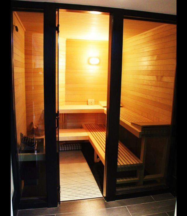 36 Best Home Saunas Images On Pinterest Bathroom Sauna