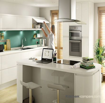 independent kitchen design 7 best contemporary white handleless kitchens images on 1825