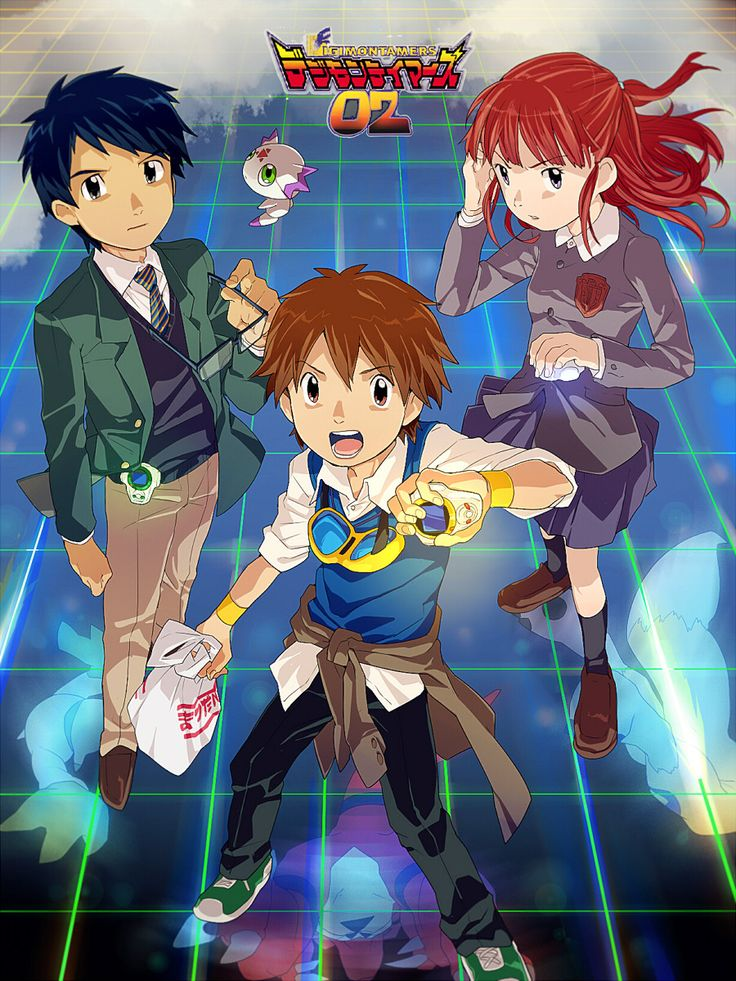 Comment if you agree there should be a Digimon Tamers 02