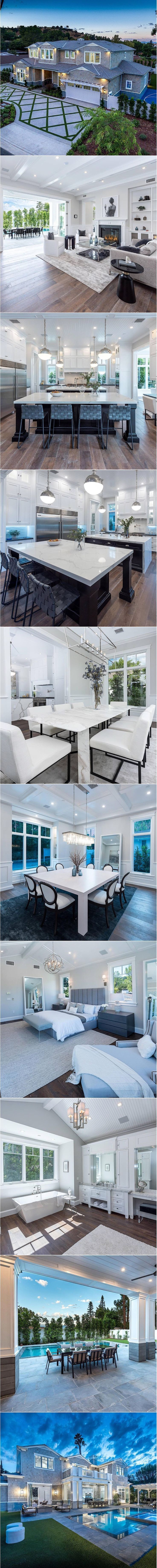 mastic home interiors. designed by premier home builders, amg capital, this new smart blends the best of traditional styling w/21st century tech. mastic interiors