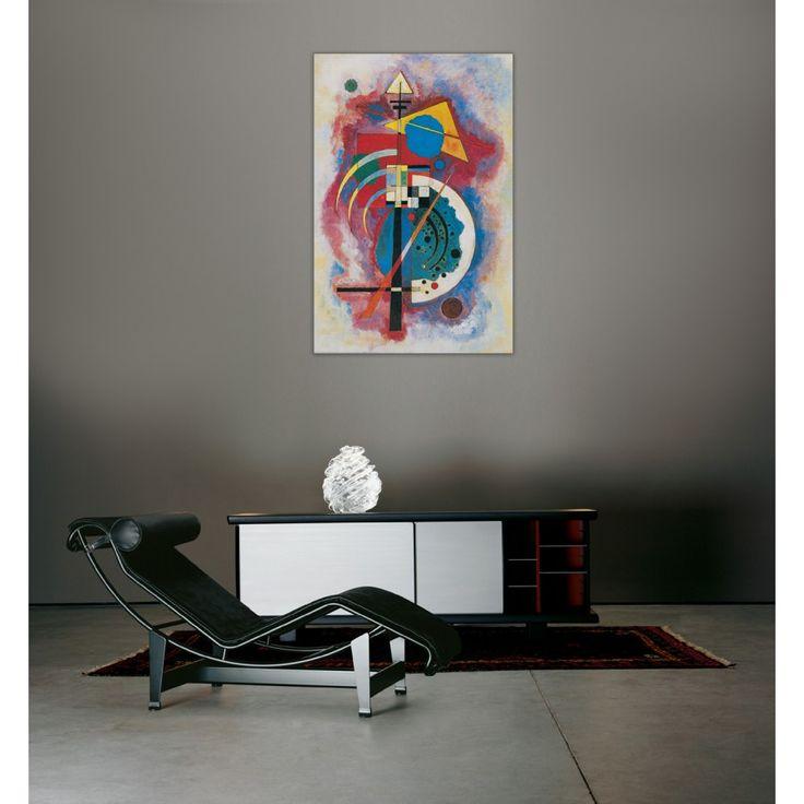 KANDINSKY - Omaggio a Grohmann 60x90 cm #artprints #interior #design #art #print #iloveart #followart #artist #fineart #artwit  Scopri Descrizione e Prezzo http://www.artopweb.com/autori/wassily-kandinsky%20/EC21824