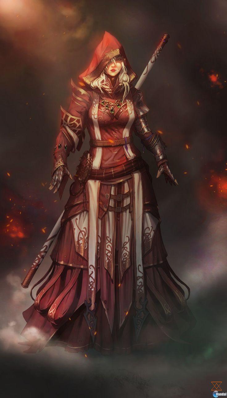 Primeras imágenes e ilustraciones de Divinity: Original Sin II