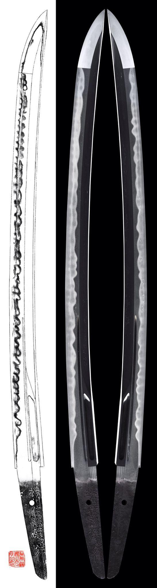 636 best sword knife images on Pinterest   Swords, Knife making and ...