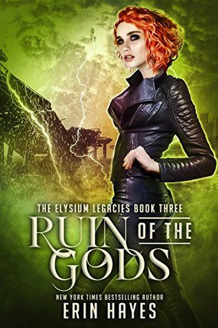 Check out the #adult #mythology #urbanfantasy Ruin of the Gods by Erin Hayes & #Giveaway   💸⏳💸Special Release Price 99cents💸⏳💸                                https://padmeslibrary.blogspot.com/2017/10/book-blitz-ruin-of-gods-by-erin-hayes.html