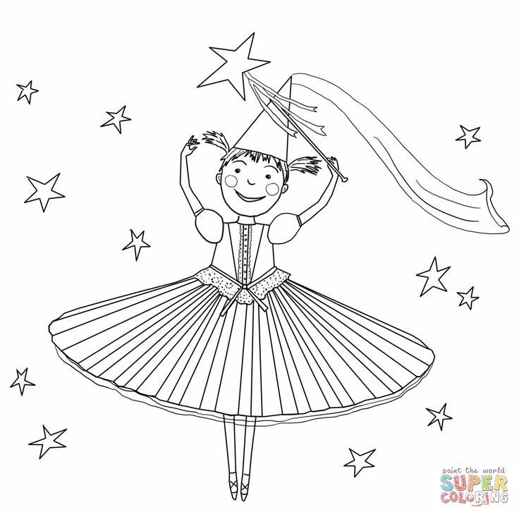 Fuchsia Coloring Page For Kids: Http://www.supercoloring.com/wp-content/uploads/original