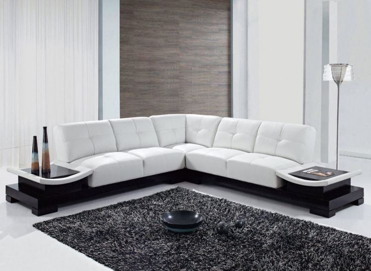 144 best Beautiful Living room images on Pinterest Living spaces - white leather living room furniture