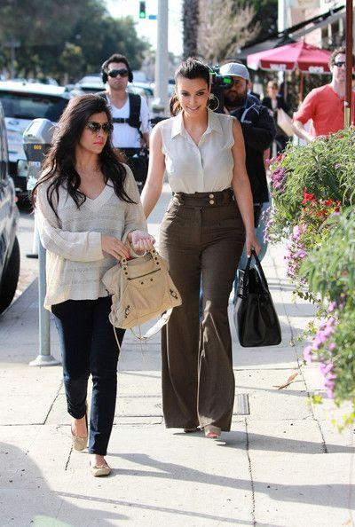 Kourtney & Kim Kardashian: Fashion, Kardashians, Kourtney Kardashian, Kardashian Style, Kim Kardashian, Clothes, Outfit, Photo, Kardashian Krazy