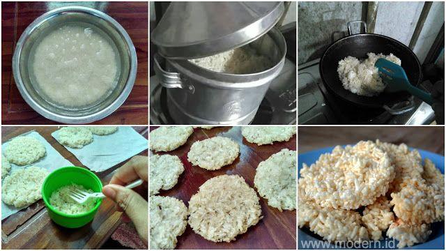 Cara Membuat Rengginang Yang Enak Renyah Dan Gurih Dengan Resep Spesial Resep Makanan Cemilan
