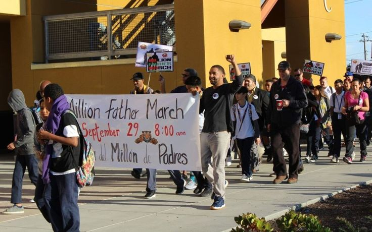 How School-To-Prison Pipeline Works; Angelique Power - Bold, Innovative Foundation President; Pittsburg, California Million Father March; Memorial for Mama Pat