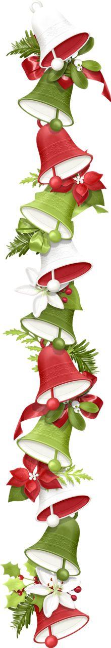 CHRISTMAS BELLS •