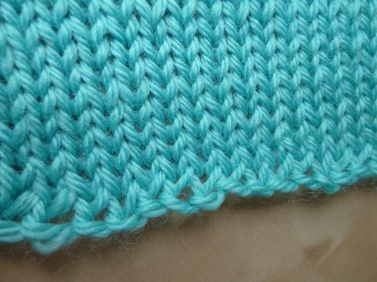 tricoter a la francaise