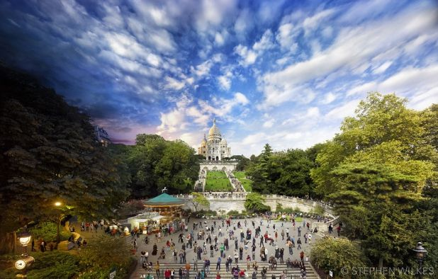 24 de ore, suprinse într-o SINGURĂ FOTOGRAFIE! Vezi cele mai frumoase capitale ale lumii, în astfel de poze | Funny | Euforia.tv
