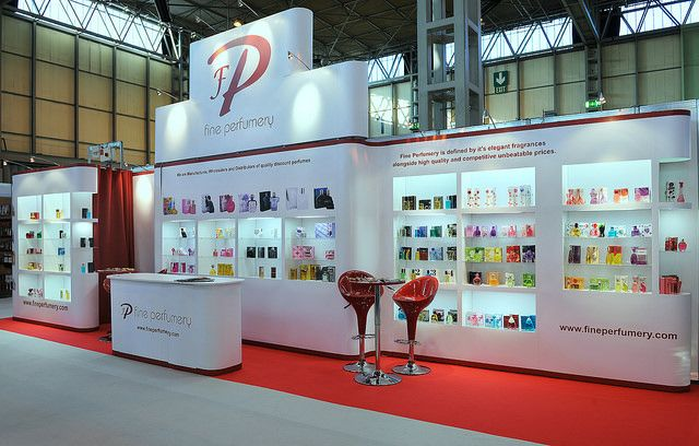 Modular Exhibition Stand for Fine Perfumery. Expo Display Service provides end to end services for Exhibitions, Trade shows, Conferences, Events and Brand Activation. For more info visit us at http://www.expodisplayservice.ae/