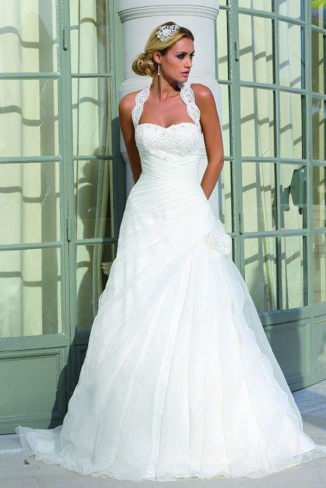 Ladybird trouwjurk bij www.honeymoonshop.nl