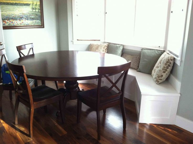 100+ Round Breakfast Nook Table Set - Americas Best Furniture Check more at http://livelylighting.com/round-breakfast-nook-table-set/