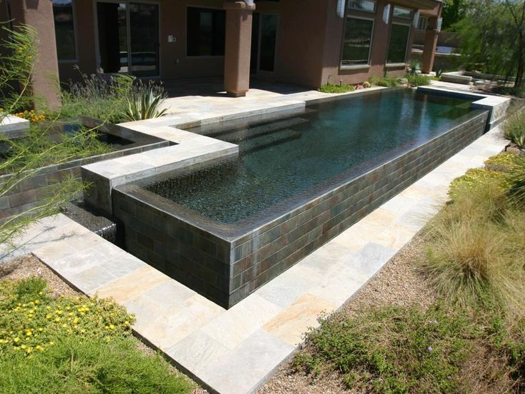 94 best Black pools images on Pinterest | Architecture, Swimming ...