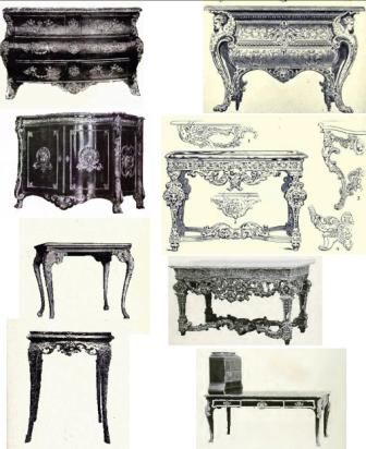 1000 images about louis xiv furniture on pinterest louis xiv marble top end tables and chest. Black Bedroom Furniture Sets. Home Design Ideas