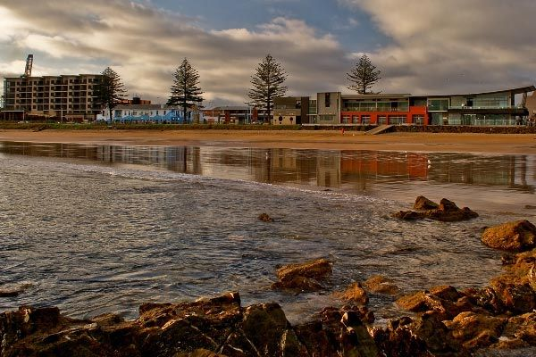 #Burnie waterfront. Photo and article by Carol Haberle for Think #Tasmania.
