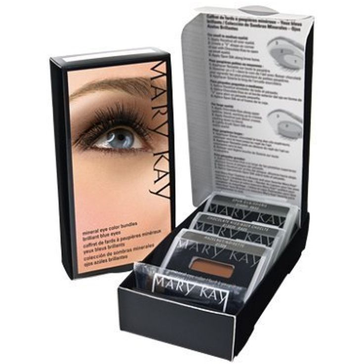 Mary Kay Mineral Eye Color Bundles~BRILLIANT BLUES >>> You can get more details by clicking on the image. (This is an affiliate link) #Eyeshadow