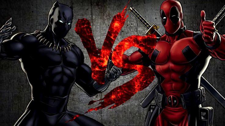 Чёрная Пантера VS Дэдпул [Bifrost Fight Club 3.0]