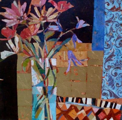 Paintings - Sally Anne Fitter