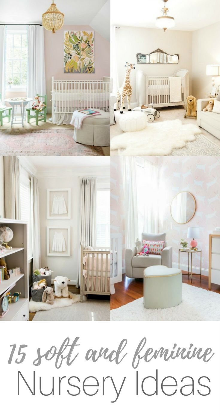 Nursery decor inspiration for creating a restful and calming space for you and your baby