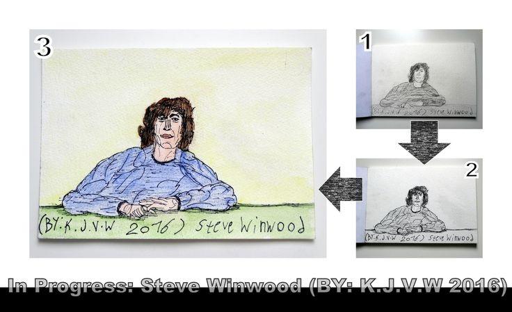 https://flic.kr/p/H1az3w | In Progress: 18 | 1-Sketch  2-Inking/Line-Art  3-Finished