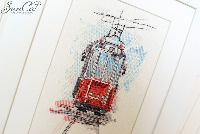 Городской трамвай Panna