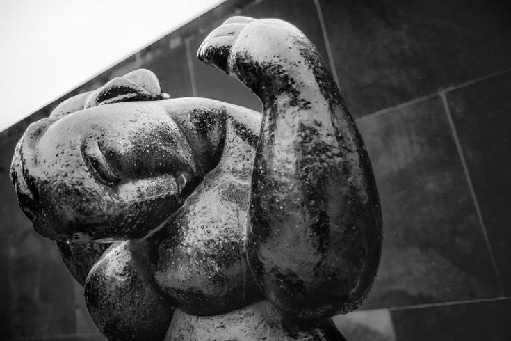 Le matin #Sculpture by Henri Laurent - Collection of #Kunsthalle #Museum - #Bielefeld, Germany