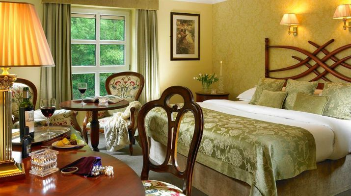 The 4* Dromhall Hotel, Co. Kerry