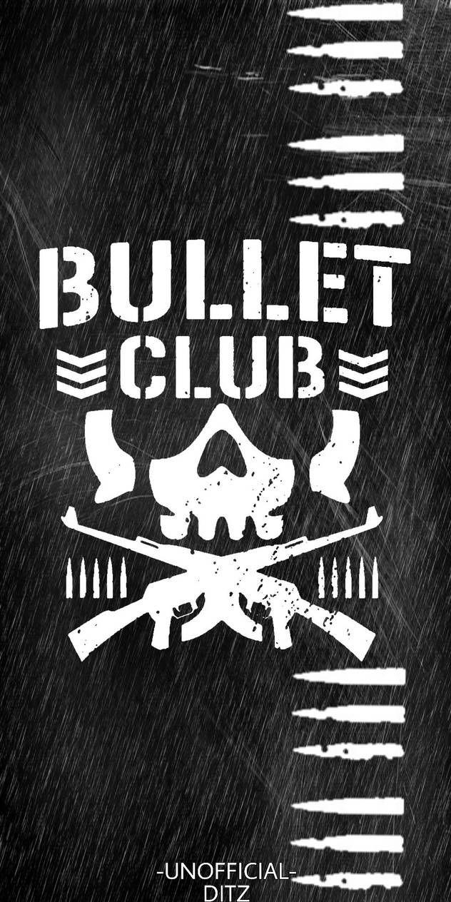 Bulletclub Wallpaper V2 By Unofficialditz Wrestling Posters Bullet Club Logo Nike Logo Wallpapers