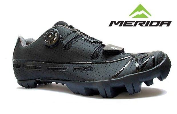Merida Bikes presenta su nueva gama de zapatillas para mountain bike y carretera