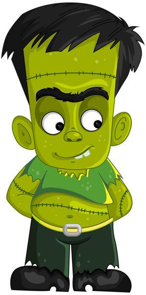 Frankenstein PNG Clipart Image